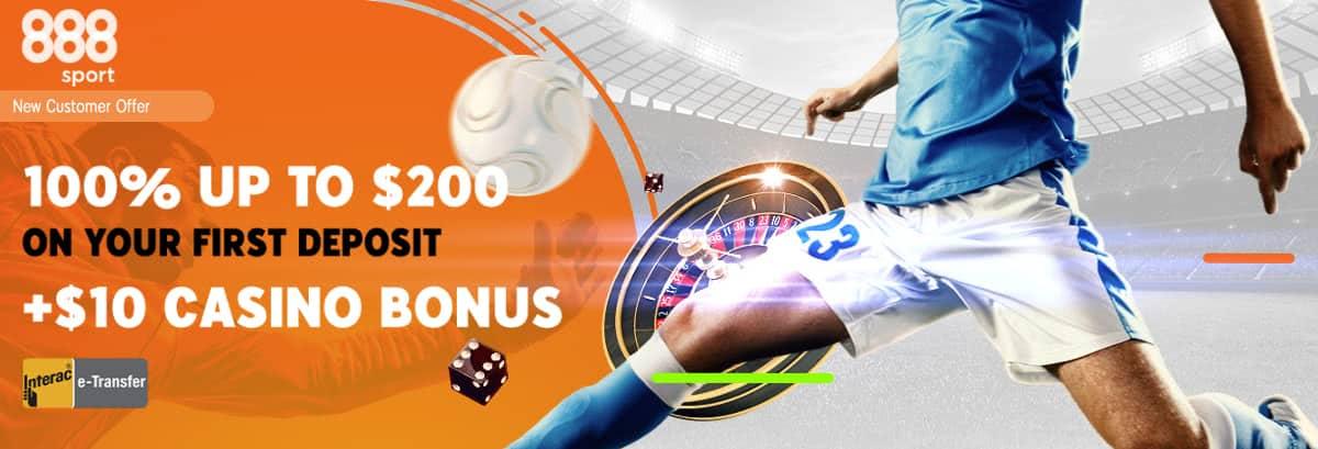 sports deposit bonus