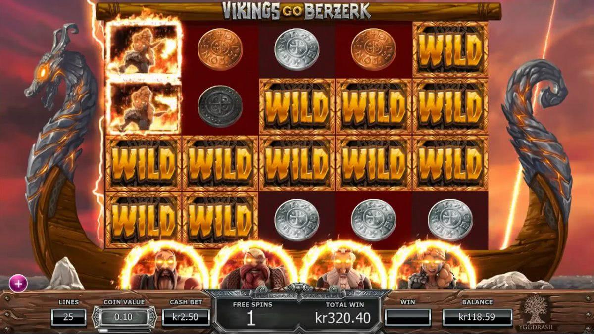 Vikings Online Slots, Vikings Casino Bonus & Free Spins in