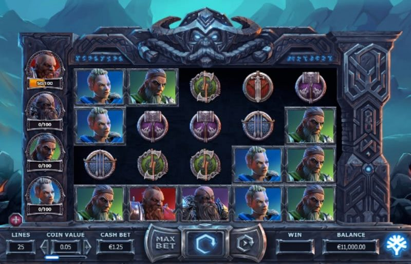 vikings go to hell free spins