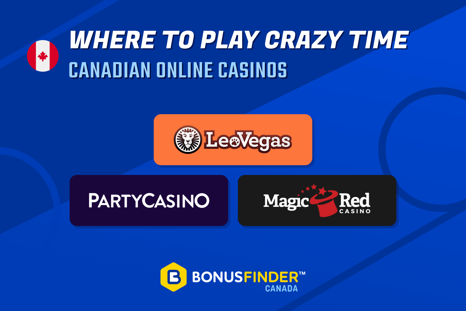 where to play crazy time